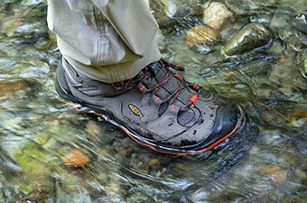 Keen Durand hiking boots