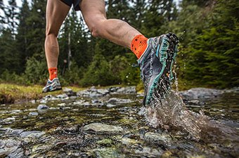 La Sportiva Bushido trail-running shoes