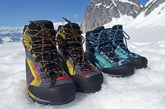 La Sportiva Trango Tech GTX mountaineering boot
