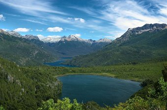 Lake District Patagonia