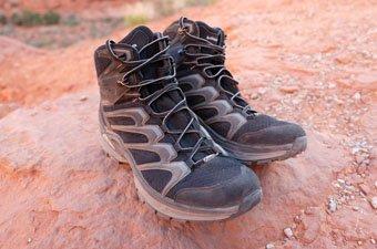 Lowa Innox GTX Mid hiking boots