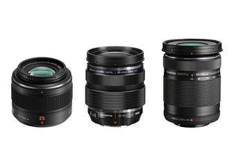 Micro Four Third Lenses