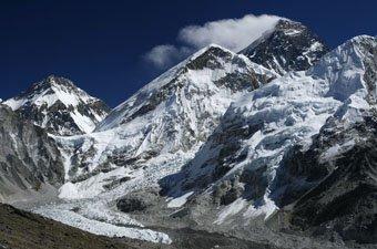 Mt. Everest Nepal