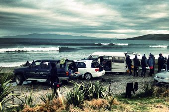 New Zealand Surfing Trip