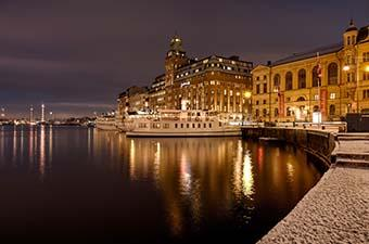 Nikon 24-70mm photo of Stockholm
