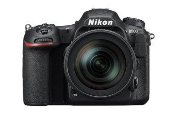 Nikon D500 camera