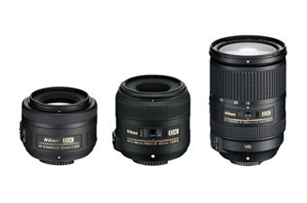 Nikon DX Lenses