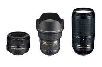 Nikon FX lenses