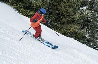 Nordica Santa Ana 98 all-mountain ski (skiing)