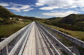 Otago Rail Trail New Zealand