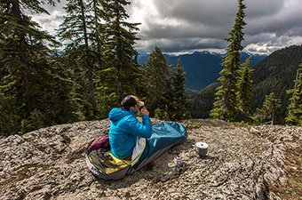 Outdoor Research Alpine bivy