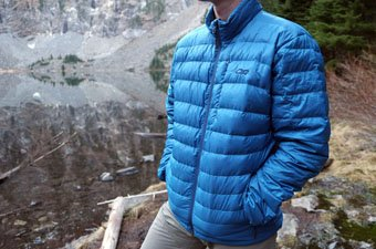 Outdoor Research Transcendent Down Sweater