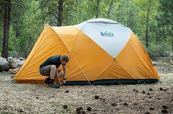 REI Co-op Base Camp 6 review