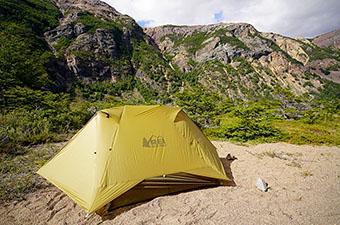 REI Co-op Flash Air 2 backpacking tent