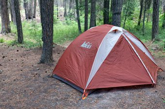 REI Half Dome 2015
