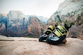 Rock Climbing Shoes (La Sportiva Otaki)
