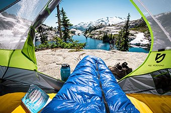 Sleeping Bags Backpacking