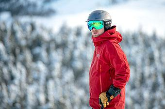 Smith I/O Mag snow goggles