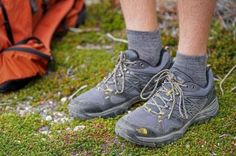 The North Face Hedgehog Fastpack GTX hiking shoe