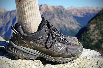 The North Face Ultra 110 GTX shoes