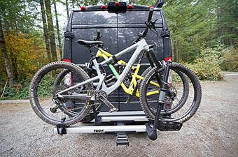 Thule T2 Pro XT rack review