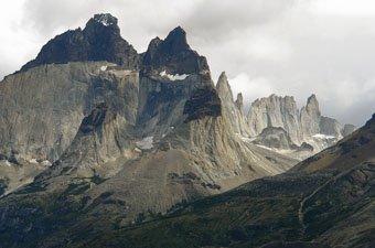 Torres del Paine W Circuit