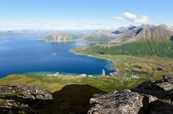 Tromtinden Norway