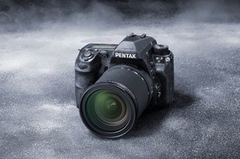 Weather-Sealed DSLR Camera