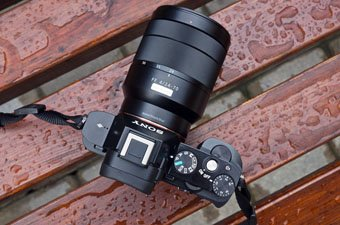 Weather-Sealed Mirrorless Camera