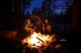 Camping Landing Page (header)