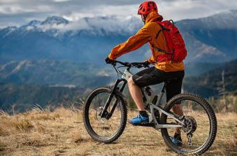 Mountain Bike (landing page)