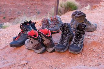 Outdoor Footwear