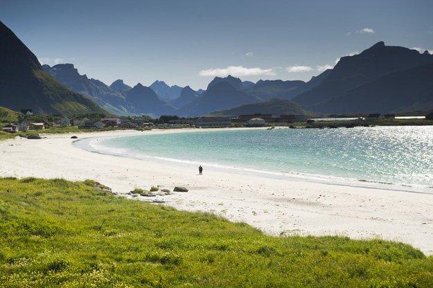 Lofoten Islands Beaches