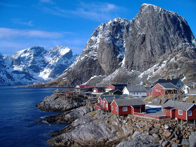 Lofoten Islands Rorbuer