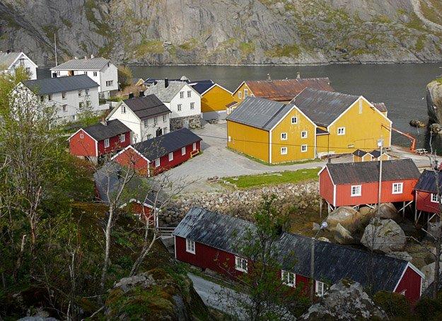 Nusfjord, Lofoten Island