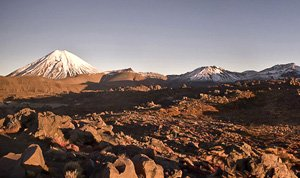 Tongariro, New Zealand