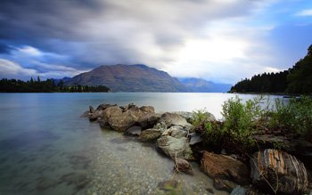 Queenstown's Lake Wakatipu