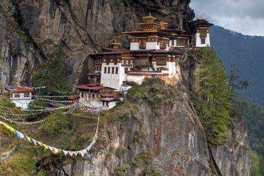 Bhutan - Taktsang Monastery