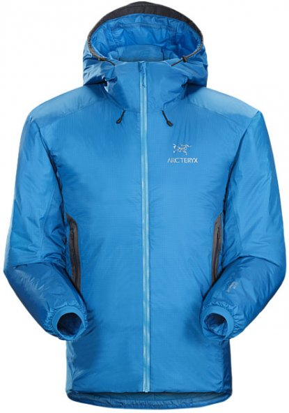 Arc'teryx Nuclei AR synthetic jacket