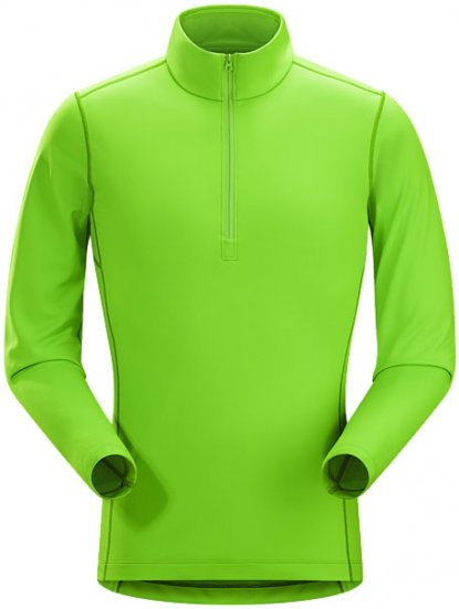 Arc'teryx Phase AR Zip Neck baselayer