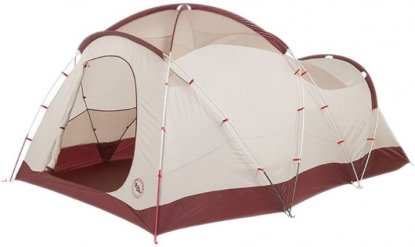 Big Agnes Flying Diamond 6 Tent ($700)  sc 1 st  10Best-Reviews.com : kelty discovery 6 tent - afamca.org