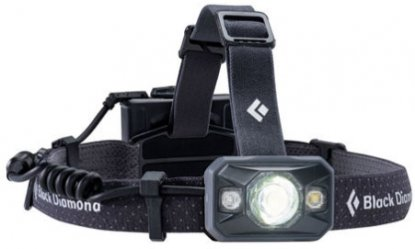 Black Diamond Icon headlamp (2017)
