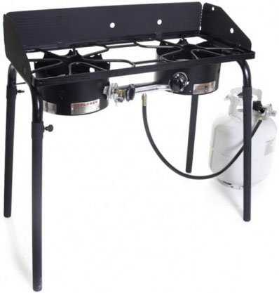 Camp Chef Explorer camp stove