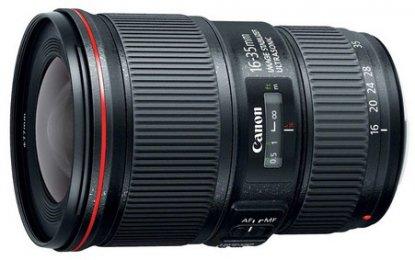 canon 16 35mm f4 lens