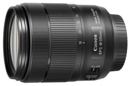 Canon 18-135mm Nanon USM lens