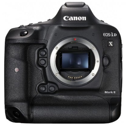 Canon 1D X Mark II camera