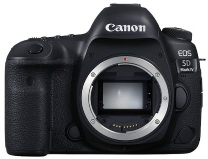 canon 5d mark iv full frame camera