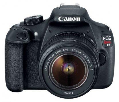Canon Rebel T5 camera