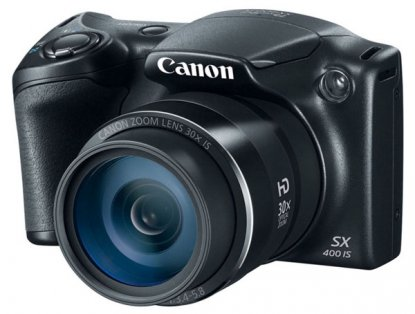 Canon SX400 IS camera
