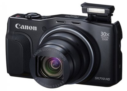 Canon SX710 HS camera